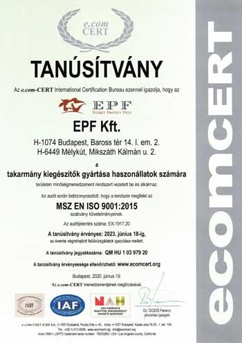 EPF Kft.