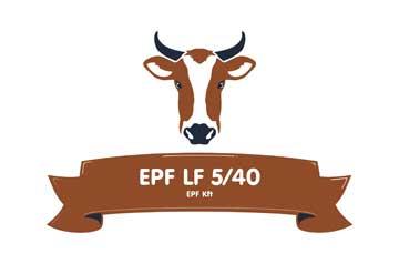 EPF LF 5/40 Melasz